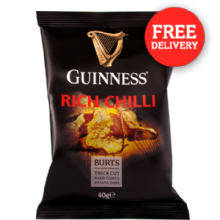 Guinness Rich Chilli 20 x 40g
